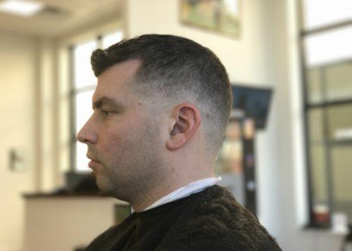 The Ultimate Barber Mens Haircut Alexandria Va Best Barbershop