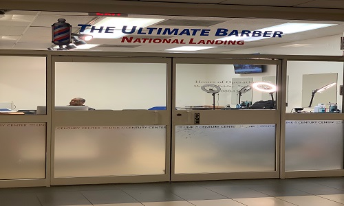 the ultimate barber location
